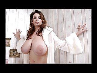 Candid mature tits
