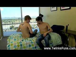 Gay Straight guys strip poker with gay penalty dakota fucks his cum