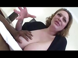 Bbw mom gets satisfied by a monster black cock interracial video