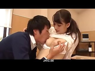 Yui Oba teacher in heats amazing hardcore school fuck from javz se