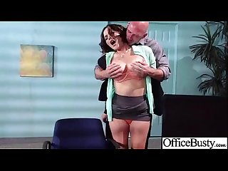 krissy lynn naughty slut office girl with big boobs get nailed video 13