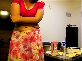 Indian Bhabhi giving handjob more hot video at https goo gl skdvbp