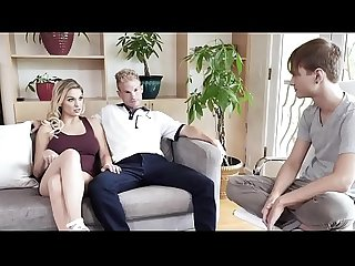 Hot Stepmom gives Reward Blowjob Full watch kob9.com