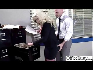 julie cash Sexy Girl with round big juggs in hardcore Sex in Office Mov 21