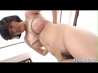 Oriental slit shaving and wild anal