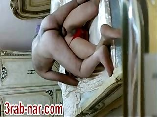 Arab gay pleasing his master