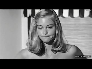 Cybill shepherd vintage nude teen girl topless the last picture show 1971