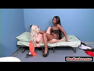Big tit lesbians hardcore nasty fuck video 09