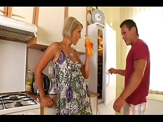 1056124 short haired blond milf eats muscle guy 039 S asshole