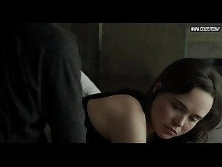 Ellen page topless sex scenes comma girl girl into the Forest lpar 2015 rpar