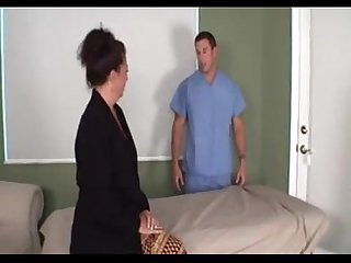 Stepmom fucked after massage margo sullivan