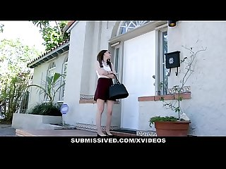 Submissived - Kelsey Kage Pays Off Her Boyriends Debt With Sex