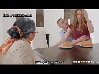 Lena paul y su novio visitan A la abuela completo subtitulado en http colon sol sol zo period ee sol