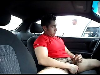 Jerking In The Car - XVIDEOS.COM