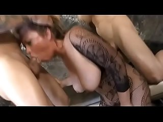 Big Titty Blonde Dirtbag Mallory Taylor Gagging On A Dick