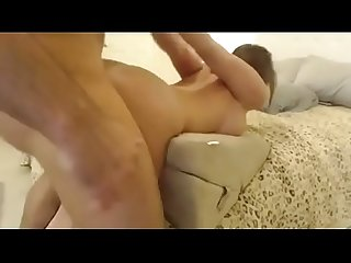 Anal slave slut is fucked and used mercilessly by her master