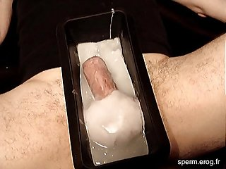 Spermboy wax games 02