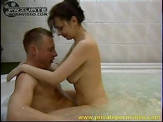 Russian mature ira iren with boy