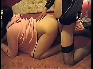 Sissy doggy style