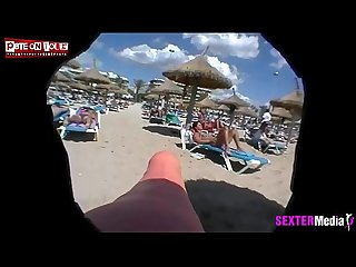Pete on tour mallorca Spycam