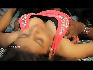 Hot skinny teenage college girl romancing with boyfriend in college time hot short film 2016 youtu