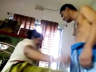 School teacher fucked his student mom to pass her son FuckClips.net