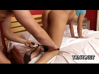 Legal age teenager tranny gets bawdy creamy