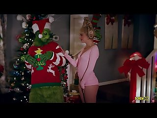 Screwbox the grinch Xxx parody