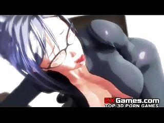 3d huge tits hardcore fuck milf