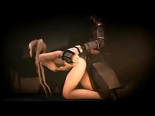 awesome anime com 3d anime marie rose fucked by crazy robot from dead or alive
