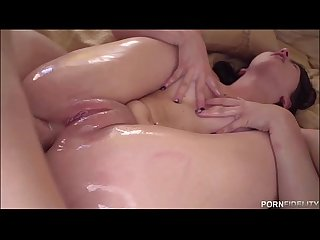 Big juicy assed mandy muse loves an anal creampie
