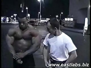 Kevin levrone dl black nasty bodybuilders