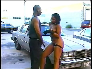 Ebony Star Cinnabunz in 24/7 7: Get 2 Steppin'
