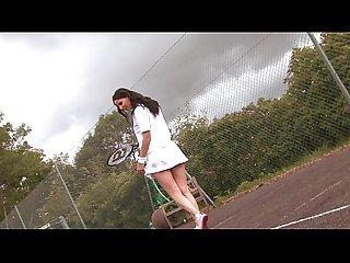 Tennis Girl Claudia rossi Solo