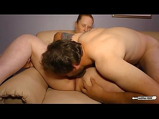 Hausfrau ficken amateur tattooed german bbw gets her chunky pussy pounded hard