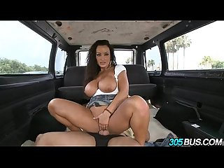 Pornstar Lisa ann rocks the 305bus 25