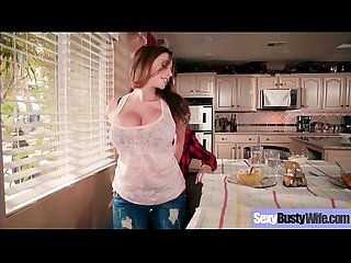 Hard style nailed on cam a sexy busty wife ariella ferrera mov 08