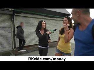 Money talks pay for sex 3