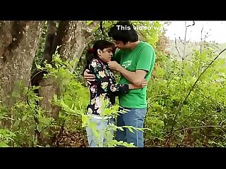 College Couple Din't Control Love In Forest Short Movie - HClips - Private Home Clips