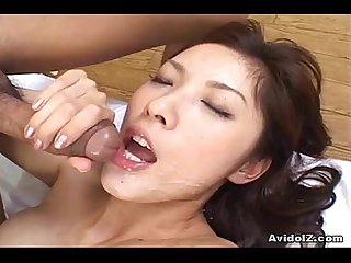 Hot japanese babe riko tachibana fucked by a student
