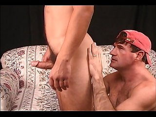 Straight Latino hunk gets suck and rim