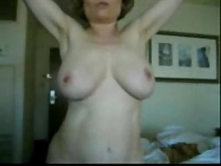 MarieRocks 50 Plus MILF - Big Natural Boobs