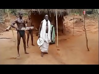 een Dorp in afrika 4 - nollywood Film