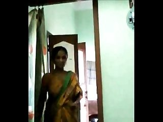 Naughty bengali Aunty rubbing pussy in Happiness must watch