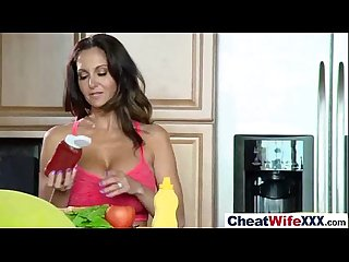 Cheating Sex Tape With Horny Sluty Mature Lady (ava addams) vid-19