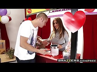 Brazzers mommy got boobs mommy mans the kissing booth scene starring kianna dior and danny mount