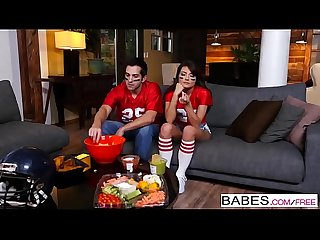 Babes snack attack starring lucas frost and adria rae clip