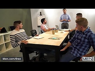 (Shane Jackson, Jake Porter) - Switch Glass Bareback - Men.com