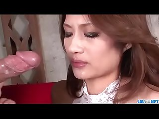 Riina fujimoto moans with toys cracking both her holes more at javhd Net