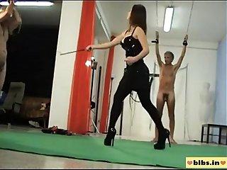 Italian mistress whipping free bdsm hd porn bibs in